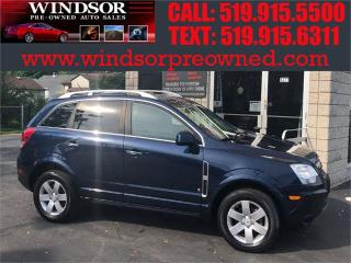 Used 2008 Saturn Vue XR for sale in Windsor, ON