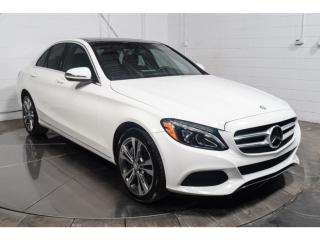 Used 2016 Mercedes-Benz C-Class C300 4 Matic Cuir for sale in St-Constant, QC