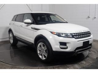 Used 2015 Land Rover Evoque Pure Awd Cuir/tissus for sale in St-Constant, QC
