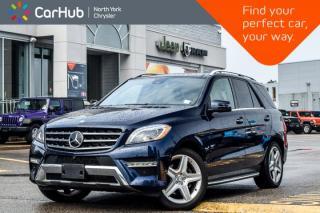 Used 2015 Mercedes-Benz ML-Class ML 350 BlueTEC 4Matic|Driver Asst.,Parking Asst.Pkgs for sale in Thornhill, ON