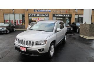 Used 2014 Jeep Compass Sport/North/CLEAN CAR PROOF for sale in North York, ON