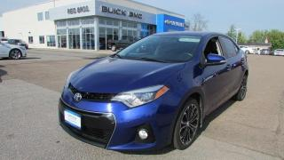 Used 2014 Toyota Corolla S for sale in Arnprior, ON