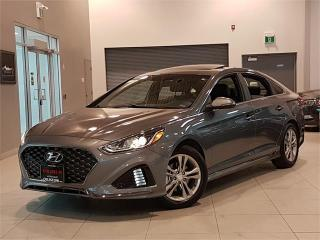 Used 2018 Hyundai Sonata SPORT-SUNROOF-CAMERA-LOADED-ONLY 35KM for sale in York, ON