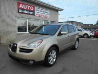 Used 2007 Subaru B9 Tribeca Limited for sale in Saint-hubert, QC