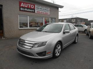 Used 2012 Ford Fusion SE for sale in Saint-hubert, QC
