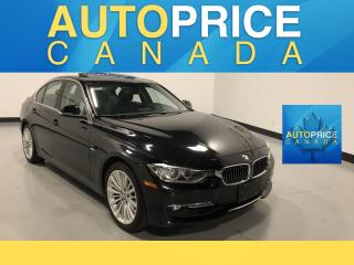 Used 2012 BMW 328i MOONROOF|XENON|LEATHER for sale in Mississauga, ON