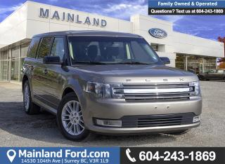 Used 2014 Ford Flex SEL *LOCALLY DRIVEN* for sale in Surrey, BC