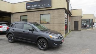Used 2014 Subaru XV Crosstrek Touring AWD, Power Sunroof, Heated Seats for sale in Kingston, ON