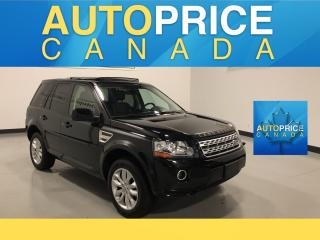 Used 2014 Land Rover LR2 NAVIGATION|PANOROOF|LEATHER for sale in Mississauga, ON
