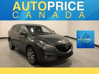 Used 2015 Mazda CX-9 GT MOONROOF|NAVIGATION|LEATHER for sale in Mississauga, ON