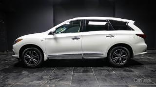 Used 2016 Infiniti QX60 Base LEATHER | FRONT & REAR CLIMATE CONTROL | BACK UP CAM | HEATED & COOLED SEATS | PUSH TO START for sale in Kingston, ON