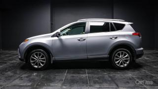 Used 2016 Toyota RAV4 Limited LEATHER | POWER EVERYTHING | KEYLESS ENTRY for sale in Kingston, ON