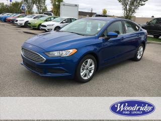 New 2018 Ford Fusion SE for sale in Calgary, AB