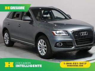 Used 2015 Audi Q5 3.0L TDI Progressiv for sale in St-Léonard, QC