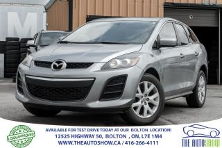 Used 2010 Mazda CX-7 LEATHER SUNROOF ACCIDENT FREE CERTIFIED for sale in Bolton, ON