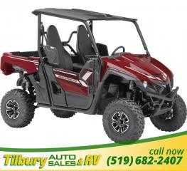 New 2019 Yamaha WOLVERINE X2 R-SPEC EPS 2019 MODEL YEAR! for sale in Tilbury, ON