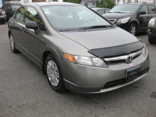 Used 2006 Honda Civic DX-G AC Auto Cruise PL PM PW for sale in Ottawa, ON