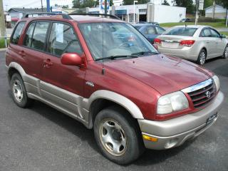 Used 2004 Suzuki Grand Vitara V6 4WD for sale in Quebec, QC
