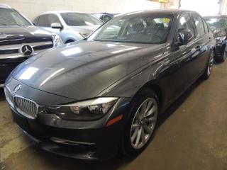 Used 2013 BMW 320i xDrive, LEATHER, SUNROOF, ALLOYS for sale in Mississauga, ON