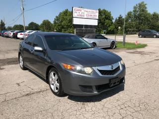 Used 2009 Acura TSX Certified MINT! for sale in Komoka, ON