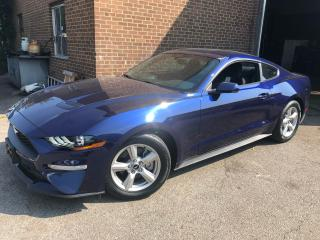 Used 2018 Ford Mustang ECOBOOST TWIN TURBO NEW! 10Spd! for sale in North York, ON