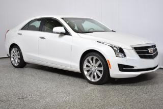 Used 2015 Cadillac ATS Turbo Luxury for sale in Drummondville, QC