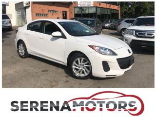 Used 2012 Mazda MAZDA3 GS-SKY | BLUETOOTH | HEATED SEATS | ONE OWNER for sale in Mississauga, ON