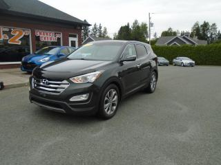 Used 2013 Hyundai Santa Fe Trac intégrale 4 p 2,0 t auto limitée for sale in St-Prosper, QC