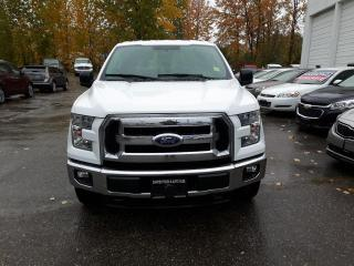 Used 2015 Ford F-150 3.5L V6 for sale in Parksville, BC
