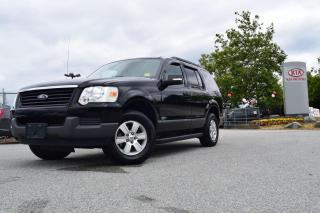Used 2006 Ford Explorer AC/PL/PW/CRUISE/HITCH for sale in Parksville, BC