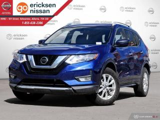 Used 2018 Nissan Rogue SV ROOF l AWD l Pwr Seat l No accidents for sale in Edmonton, AB