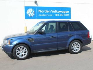 Used 2009 Land Rover Range Rover Sport HSE AWD - NAV / HEATED LEATHER / SUNROOF for sale in Edmonton, AB