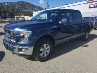 Used 2016 Ford F-150 XLT for sale in Parksville, BC