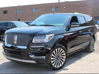 Used 2018 Lincoln Navigator Long Wheelbase Reserve for sale in North York, ON