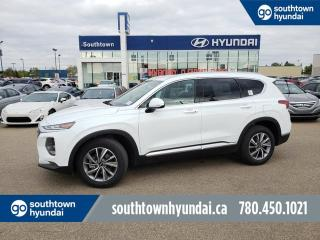 Used 2019 Hyundai Santa Fe PREFERRED 2.0T - Blindspot Monitors/Push Button/Safety Exit Assist for sale in Edmonton, AB