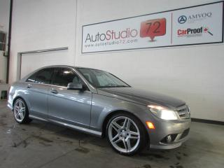 Used 2010 Mercedes-Benz C-Class C 350 **4 MATIC**TOIT PANO**CUIR** for sale in Mirabel, QC