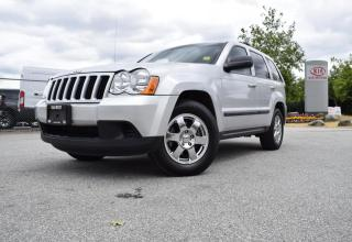 Used 2009 Jeep Grand Cherokee LAREDO PL/PW/AC/CLOTH for sale in Parksville, BC