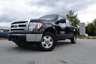 Used 2013 Ford F-150 PL/PW/AUTO/4X4 for sale in Parksville, BC