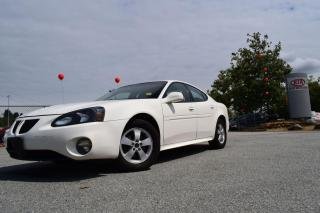 Used 2005 Pontiac Grand Prix PL/PW/AC/AUTO/CLOTH/CC for sale in Parksville, BC