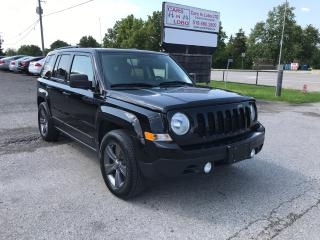 Used 2015 Jeep Patriot Limited High Altitude for sale in Komoka, ON