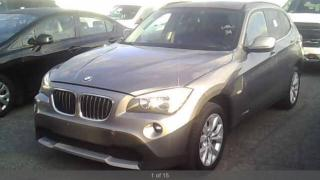 Used 2012 BMW X1 28i awd auto bluetooth certified for sale in Toronto, ON