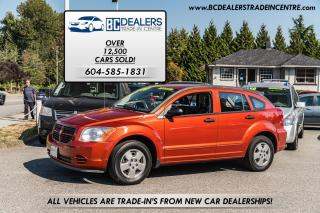 Used 2007 Dodge Caliber ONLY 95,000 km's! Local, No Accident, 5-Door Hatch for sale in Surrey, BC