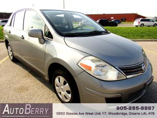 Used 2010 Nissan Versa 1.6L - S - FWD for sale in Woodbridge, ON
