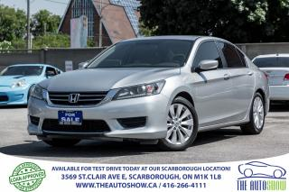 Used 2013 Honda Accord LX HeatedSeats RearCAM Cruise PWRGroup+WinterTires for sale in Toronto, ON