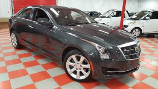 Used 2015 Cadillac ATS 2.0L de base berline 4 portes 2.0L à TI for sale in St-Eustache, QC