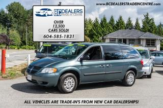 Used 2007 Dodge Grand Caravan SE Stow 'N Go, Local, No Accidents, New Bodystyle! for sale in Surrey, BC
