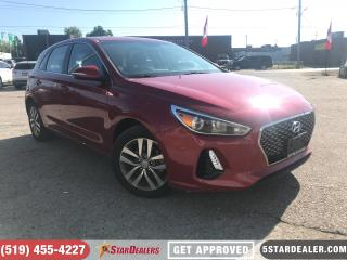 Used 2018 Hyundai Elantra GT GL | CAM | HEATED SEATS for sale in London, ON
