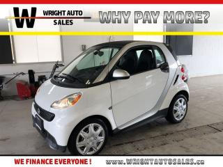 Used 2015 Smart fortwo Passion|NAVIGATION|LEATHER|BLUETOOTH|15,163 KM for sale in Cambridge, ON