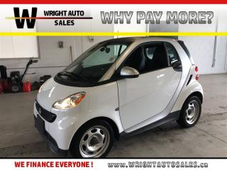 Used 2015 Smart fortwo Passion|HEATED SEATS|LEATHER|NAVIGATION|14,028 KM for sale in Cambridge, ON