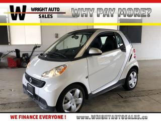 Used 2015 Smart fortwo Passion|LEATHER|NAVIGATION|BLUETOOTH|14,563 KM for sale in Cambridge, ON